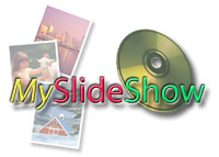 Creating computer slide shows is very easy with MySlideShow.